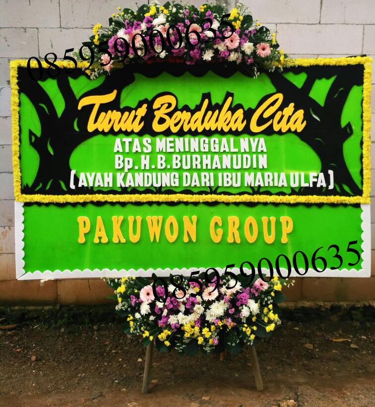 Toko Bunga Papan Duka Cita di Jakarta Selatan   Call wa ...